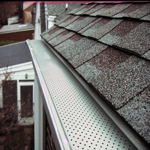 Rain Gutter Screens