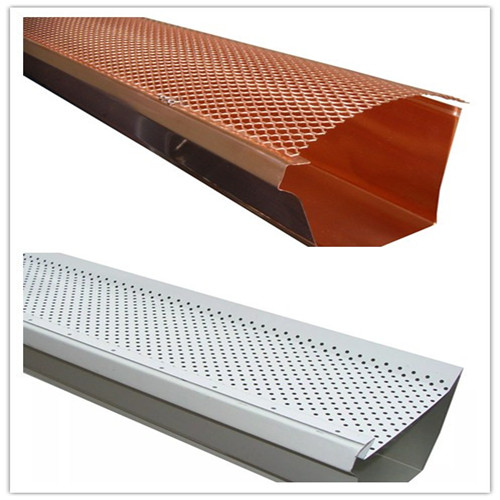 Plastic and Aluminum Gutter Guards