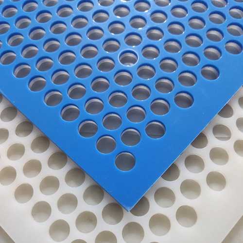 Plastic Perforated Spacer Mats for Retort Autoclave sterilization Cages