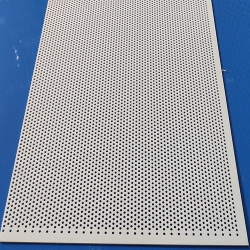 2mm Thick Perforated Kydex Plastic Sheet